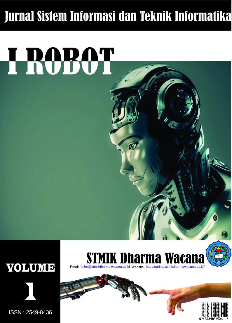 I-ROBOT Jurnal